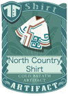 North Country Shirt White