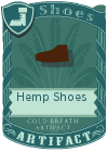 Hemp Shoes Brown