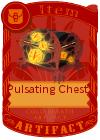 Pulsating Chest