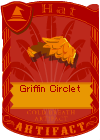Griffin Circlet Gold