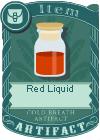 Red Liquid