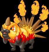 Hotdog back