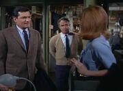 Briggs, Clerk, and Suzie