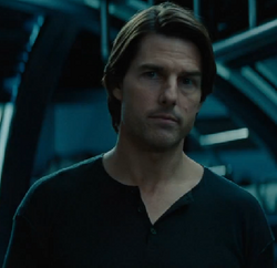 Ethan Hunt Ghost Protocol 2