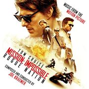 Mission Impossible – Rogue Nation soundtrack