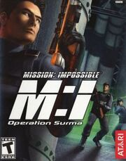 Mission- Impossible - Operation Surma game cover