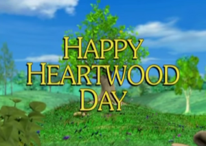 Sunny Patch Happy Heartwood Day