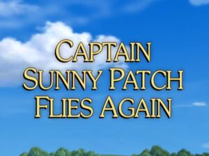 Sunny Patch Captain Sunny Patch Flies Again