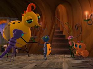 Sunny Patch Little Ladybug Lost