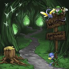 DarkWoodHollow Entrance