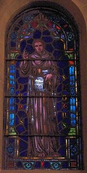 Immaculate Conception Church (Columbus, Ohio) Duns Scotus.jpg