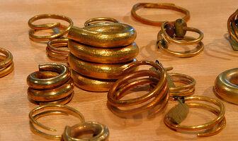 Hordaland Viking trade gold