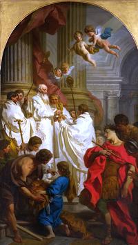 Mass of Saint Basil