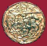 Reiterscheibe von Pliezhausen v2, 6.-7. Jh