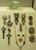 Angelsächsische Fibeln