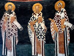 Saints Basil the Great, Gregory the Theologian and Cyril 2012-12-30