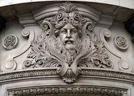 Trafalgar Square Green Man (London, England)