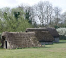 Englisches Siedlungswesen/Geschichtliche Quellen