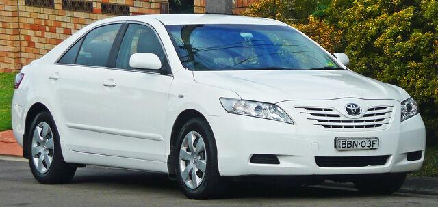 File:2006-2009 Toyota Camry (ACV40R) Altise sedan 05.jpg