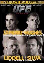 UFC 79 DVD cover