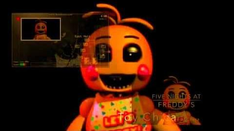 Five Nights At Freddy's Song (LexTheCoolWolf Remix)