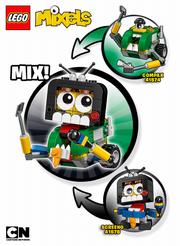 Compax Screeno Mix