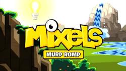 Murp Romp official title card