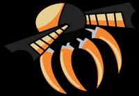 Flying flexer vector