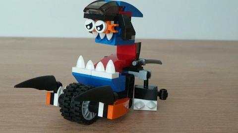LEGO MIXELS SPINZA TIKETZ MIX or MURP? Instructions Lego 41576 Lego 41556