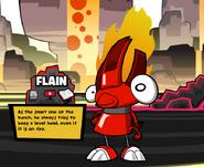 Flain Mixels.com bio