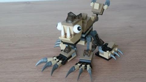 LEGO MIXELS FOOTI HOOGI MIX or MURP? Instructions Lego 41521 Lego 41523