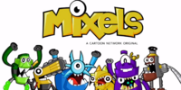 Mixels Main Title/Gallery