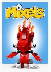 Mixels Icon