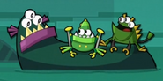 Frog like Miximals