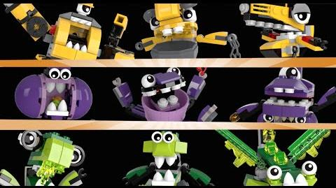 LEGO® Mixels – New Series 6 - Weldos, Glorp Corp, Munchos - TVC 15sec