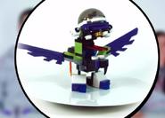 Mesmo + Rokit Mix LEGO