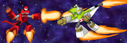 Infernites 2015 Max VS Orbitons Max Anime Style