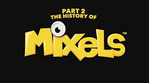 LEGO Mixels - Chapter 2 - Welcome to the World of MIXELS!