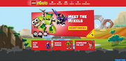 Mixels website 3
