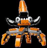 LEGO MIXELS Tentri Transparent