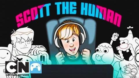 Mixels Rush Walk Through Scott The Human Cartoon Network
