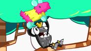 Shuff with balloonata