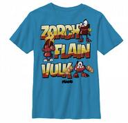 ZorchFlainVulk named shirt