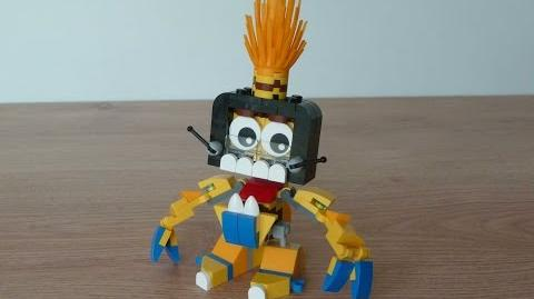 LEGO MIXELS SCREENO VOLECTRO MIX or MURP? Instructions Lego 41578 Lego 41508
