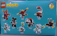 Mixels S8 side of box