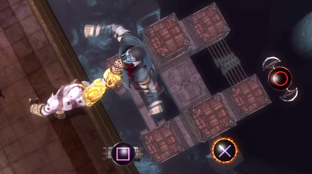 File:Kratos choosing Stage Fatality.png