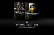MKX Kombat packs