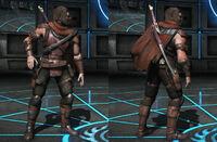 MKX Variation Preview - Outlaw Erron Black
