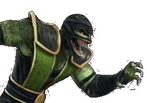 Reptile vs