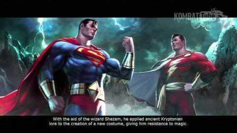 Superman/Videos